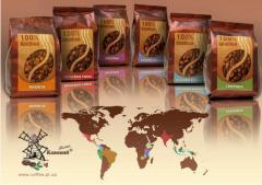 Доставка кофе Кременчуг