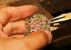 Ремонт всех видов ювелирных изделий в Виннице