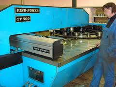 Repair and service of hydraulic press