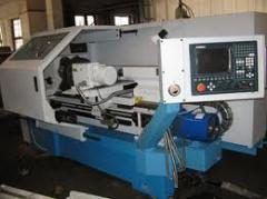 Maintenance of machines with electronic control