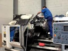 Repair of machines, Ukraine and CIS countries and