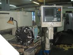 Modernization of machines, Mariupol.