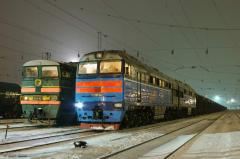 Логистика на железнодорожном транспорте зерновых,