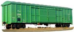 Подборка вагонов для подачи на грузовые фронты