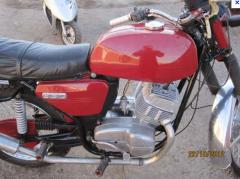 Ремонт мотоциклов Ява
