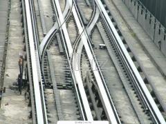 Design and coordination of railway tracks