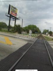 Строительство железнодорожных переездов