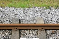 Repair of a track