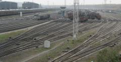 Design of the railroads