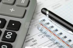 Preparation and submission of reports to the tax
