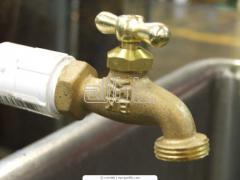 Услуги по водопроводу и канализации