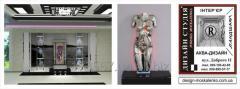 Декорирование, скульптура, лайфкастинг