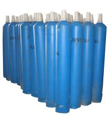 Oxygen sale, filling and delivery in cylinders,