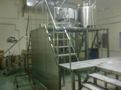 Production of hardware from a stainless steel