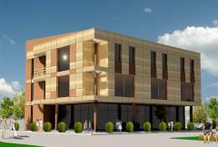 Подготовка к вводу в эксплуатацию зданий и