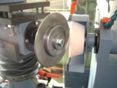 Sharpening of the metal-cutting tool