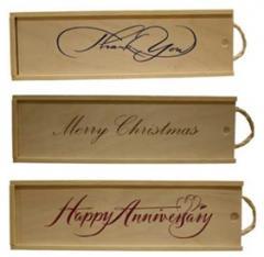 Подарочные деревянные коробки со сдвижной крышкой для презентации, упаковки винных и коньячных бутылок, обуви, кофе, чая, меда, презентов. Материал-сосна.Есть возможность нанесения логотипов.