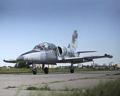 Модернизация самолета Л-39 от Одесского авиционного завода.