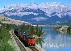 Железнодорожные перевозки грузов международные