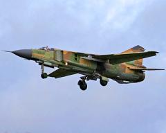Модернизация самолета МиГ-23, также ремонт самолетов на Одесском авиационном заводе