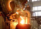 Molding of non-ferrous metals under pressure,