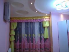 Дизайн штор,Шторы для детской