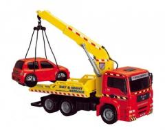 Services of tow trucks, lease of tow trucks Kiev