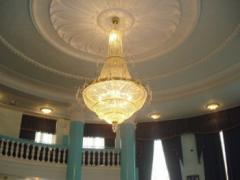Изготовление эксклюзивных светильников