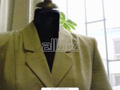 Пошив женской верхней одежды