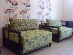 Изготовление мягкой мебели по индивидуальным