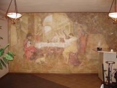 List of walls, fresc