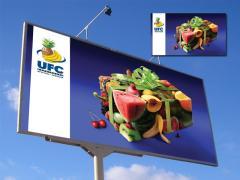 Реклама на билбордах по Украине