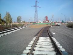 Passport (certification) of railway track