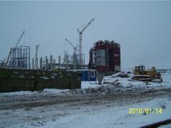Промислове будівництво