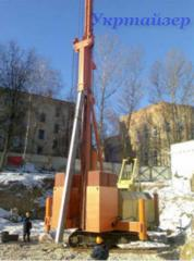 Strengthening of foundations of the bases of