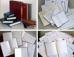 Печать на закладках для ежедневников и книг