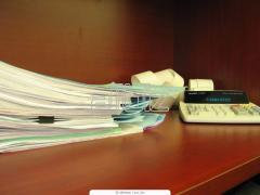 Подготовка бухгалтерских документов