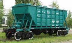 Перевозка сыпучих грузов.