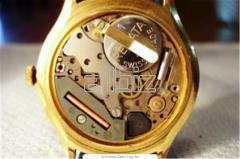 Выдача денег под залог швейцарских часов
