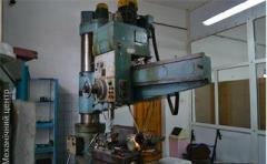 Металлообработка на станках
