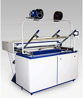 Development and production of the vacuum and forming equipmen