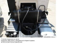 Hydraulics for equipmen