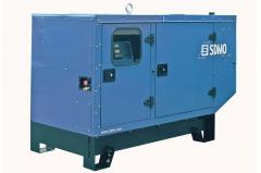 Rent of Generators of the electric power