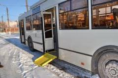 Переоборудование автобусов для детей-инвалидов.