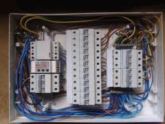 Монтаж внутрішніх інженерних мереж