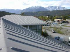 Waterproofing of any complexity of TPO, PVH