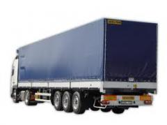 Repair of semi-trailers for international transpor