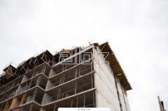 Строительство жилищно-коммунальных объектов