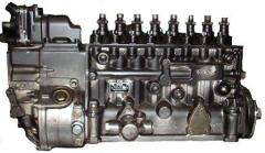 Ремонт дизельной топливной аппаратуры автомобилей DAF.