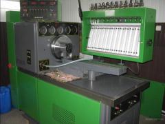 Проводим диагностику и ремонт дизельной топливной аппаратуры автомобилей и сельхозтехники